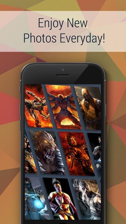 HD wallpapers,theme,lock screen for Mortal Kombat : Unofficial version by  Hiren Thakkar