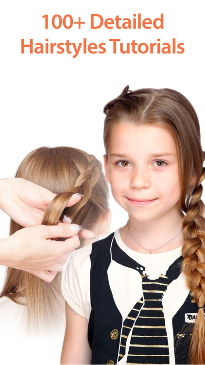 Wow Hairstyles for Girls and Young Ladies. 400+ Braid Hair Tutorials for Little Princesses with Step-by-Step Photos