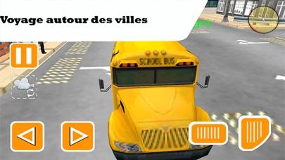 Screenshot #1 pour Ville Bus Driver Sim PV