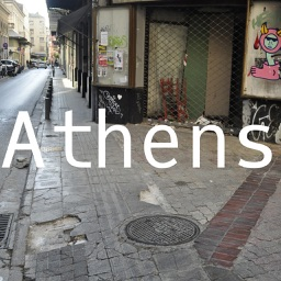 hiAthens: Offline Map of Athens (Greece)