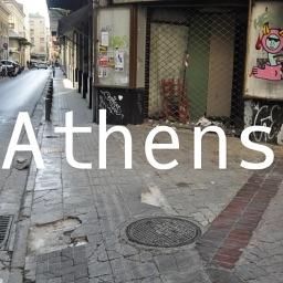 hiAthens: Offline Map of Athens (Greece)
