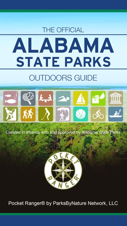 Alabama State Parks Guide- Pocket Ranger®