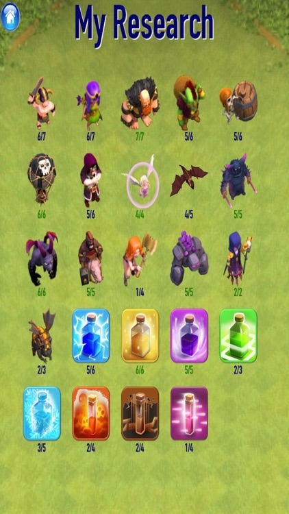 Building Planner for Clash of Clans Free