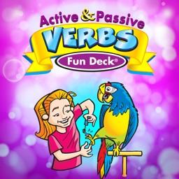 Active & Passive Verbs Fun Deck