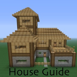 House Building Blueprint Guide For Minecraft By Chenziming Chenziming