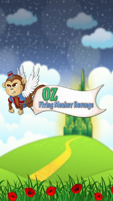 Oz - Flying Monkey Revenge screenshot one