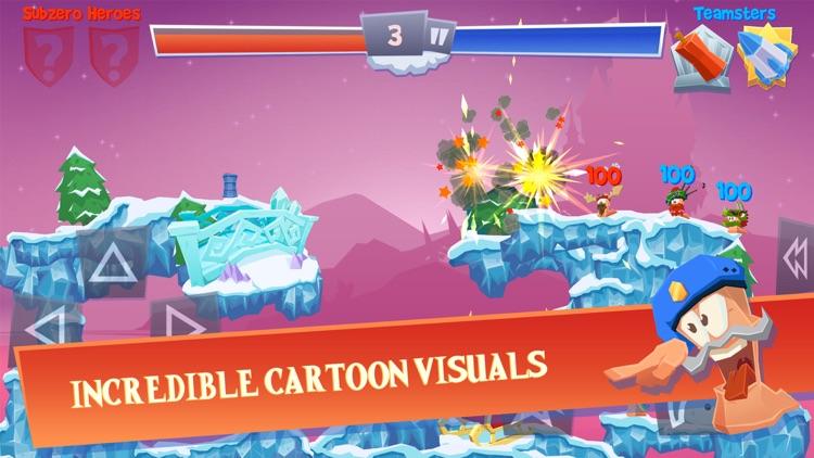 Worms™ 4 screenshot-4