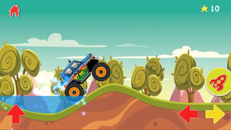 Monster Trucks for Babies screenshot-3
