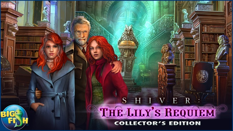 Shiver: Lily's Requiem - A Hidden Objects Mystery (Full) screenshot-4