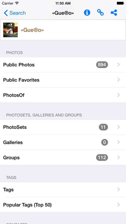 Photo Search for Flickr Free screenshot-3