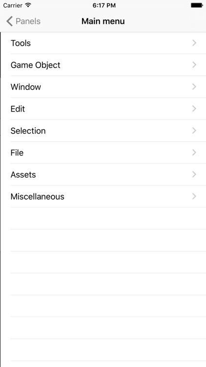 Shortcuts for Unity3D screenshot-3
