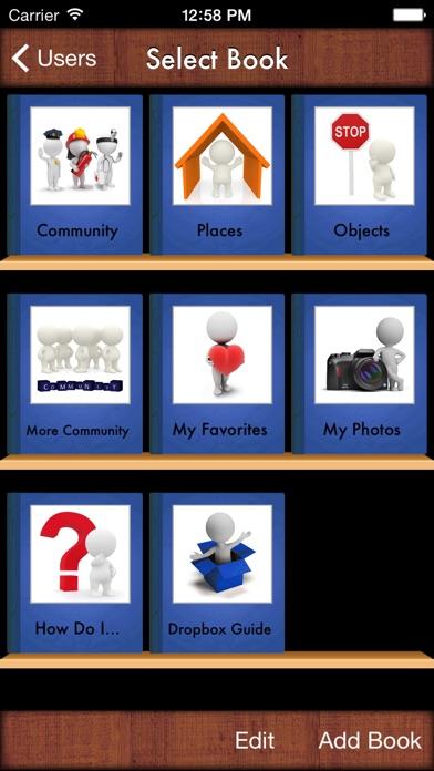 i Get... My Community Vocabulary Photo Books-4