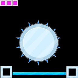 Shadow Bounce, endless jumping game.