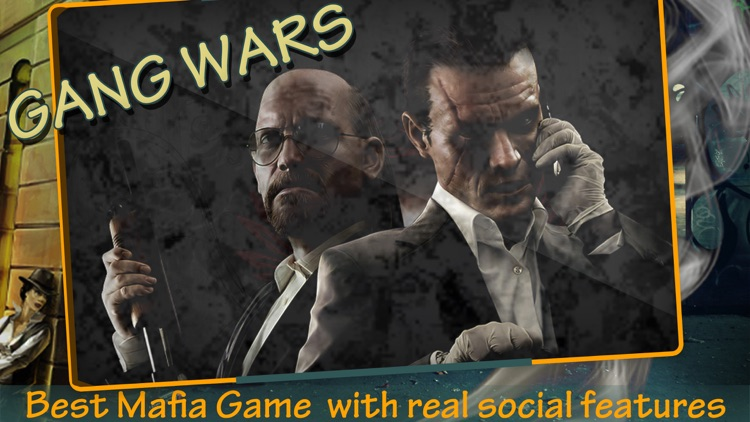 GangWars -Crime Story behind Downtown Empire screenshot-3