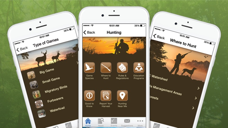 New York Fishing, Hunting & Wildlife App - Pocket Ranger® screenshot-4