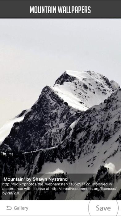 Mountain Wallpapers screenshot four