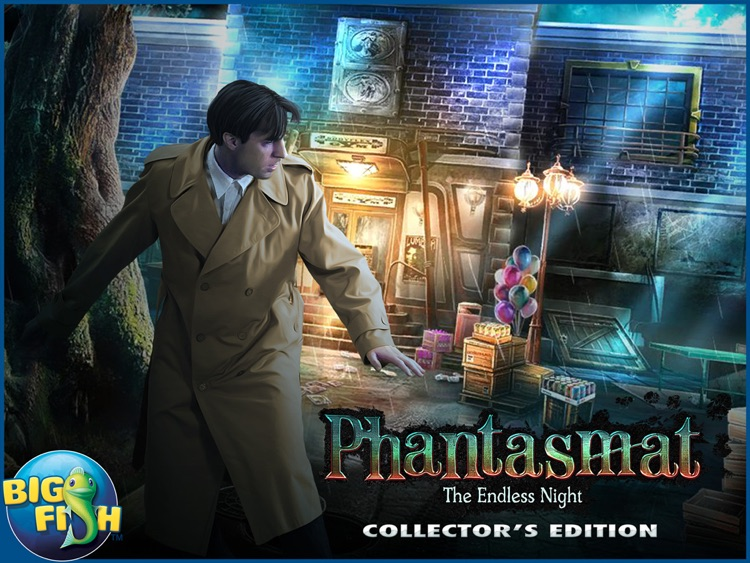Phantasmat: The Endless Night HD - A Mystery Hidden Object Game (Full) screenshot-4