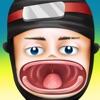 素晴らしい小さな忍者歯医者 - 子供の歯ドクターゲーム