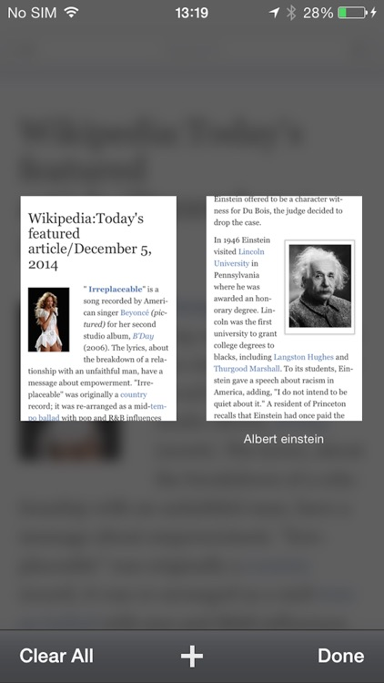 Reader for Wikipedia (Premium)
