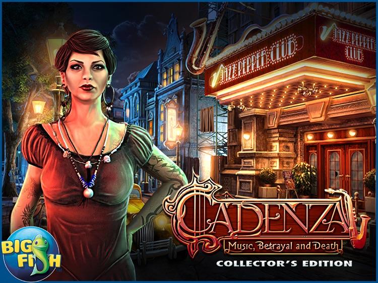 Cadenza: Music, Betrayal, and Death HD - A Hidden Object Detective Adventure (Full) screenshot-4