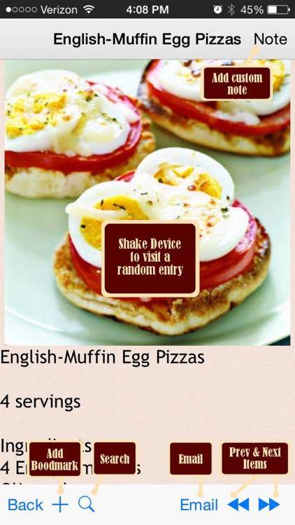 400 Pizzas Recipes screenshot-4