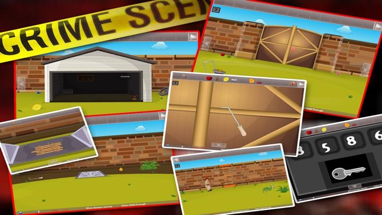 Murder Place Escape Crime Scene