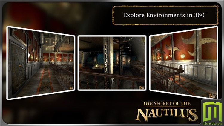 Jules Verne's Mystery of the Nautilus (Universal) screenshot-1