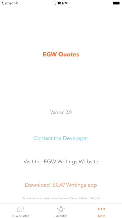 EGW Quotes screenshot-3