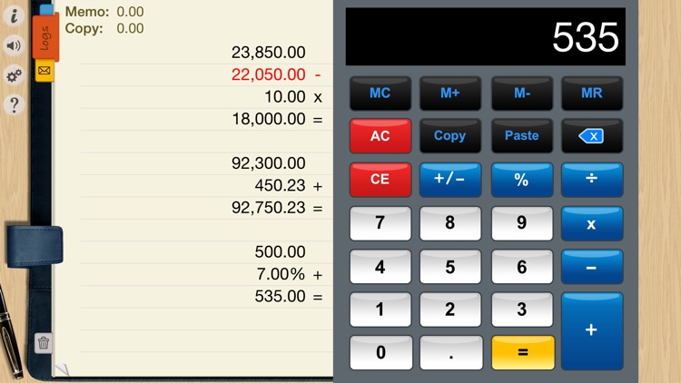 Acc Calculator screenshot-3