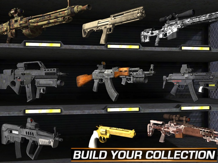 Gun Builder ELITE HD - Modern Weapons, Sniper & Assault Rifles screenshot-4