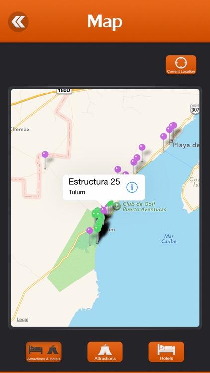 Tulum Offline Travel Guide screenshot-3