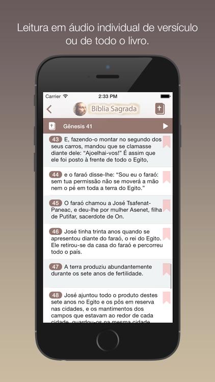 Bíblia Sagrada Lite screenshot-4