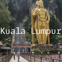 hiKualaLumpur: Offline Map of Kuala Lumpur (Malaysia)