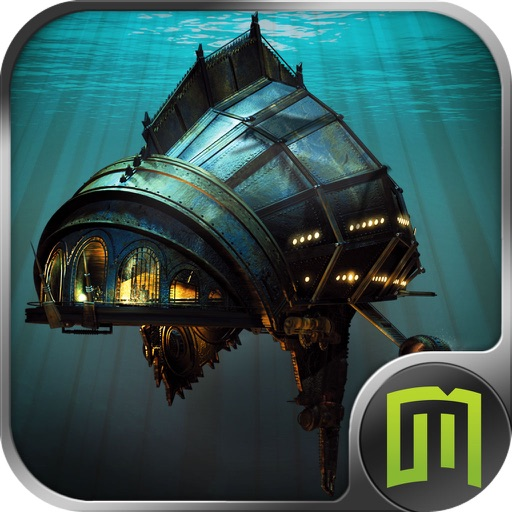 Jules Verne's Mystery of the Nautilus (Universal)