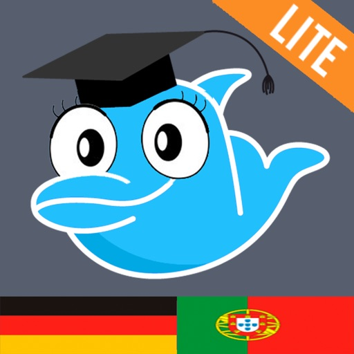 Learn German and Portuguese: Memorize Words - Free