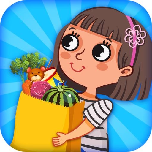 Supermarket Fun - Girls Shopping