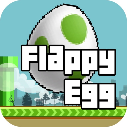 Flappy Egg Evolution - The unbeatable, endless and addictive game