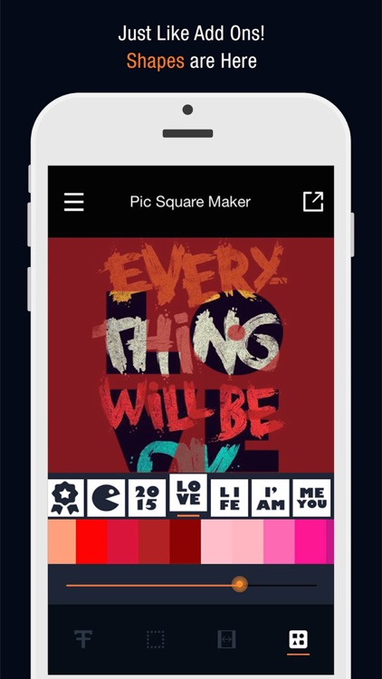 Pic Square Maker - Post Entire Photo Video on Social Media screenshot-3