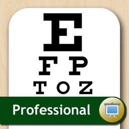 Eye Chart Professional