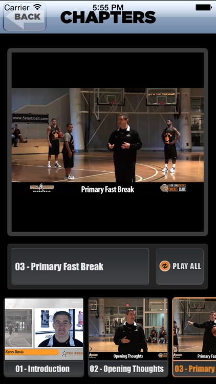 Aggressive Offensive Sets: A Playbook For A High Scoring Offense - With Coach Keno Davis - Full Court Basketball Training Instruction screenshot-1