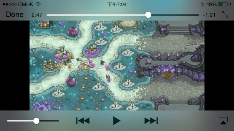 Video Walkthrough for Kingdom Rush Origins screenshot-3
