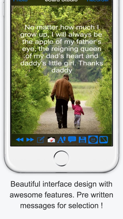 I Love Your Dad e-Cards - Express appreciation and love to your dearest father