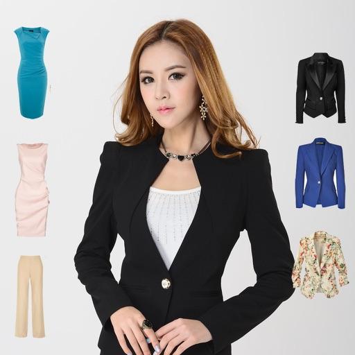 Women Suit Fashion - Office Suit - Hot Girl Suit - Girl Fashion