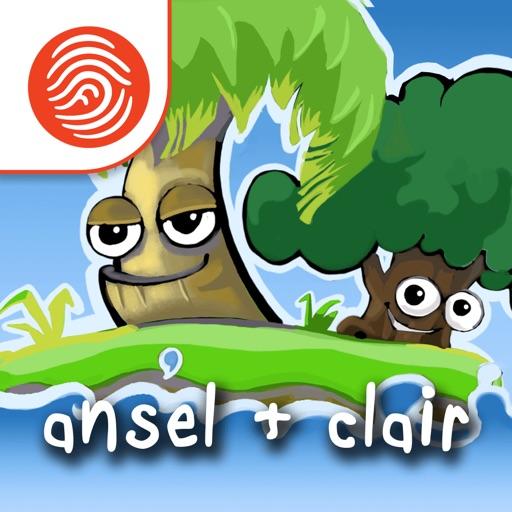 Ansel and Clair: Little Green Island HD - A Fingerprint Network App
