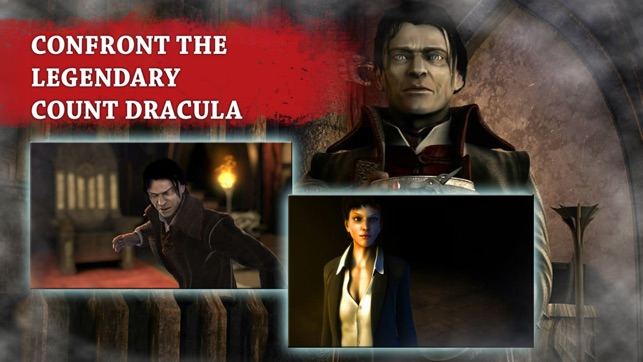 ‎Dracula 5: The Blood Legacy HD (Full) Screenshot