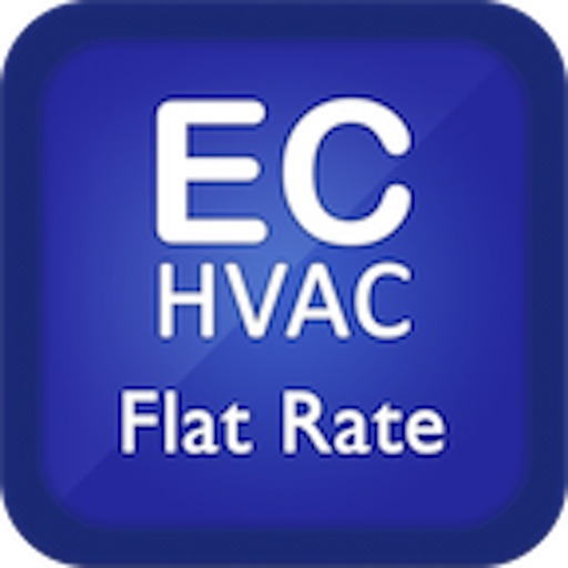 HVAC Flat Rate application logo