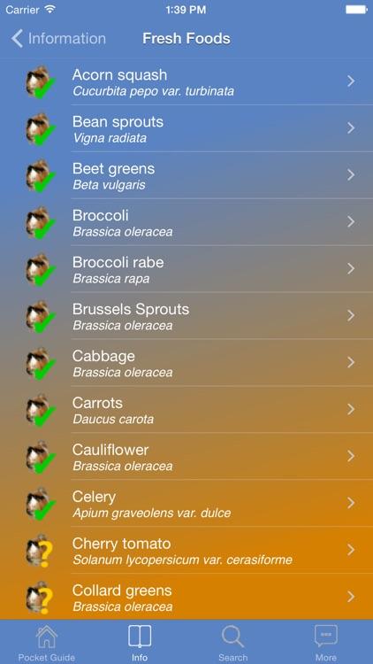 Pocket Guide Guinea Pigs screenshot-4
