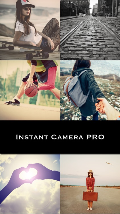 Instant Camera PRO screenshot-4