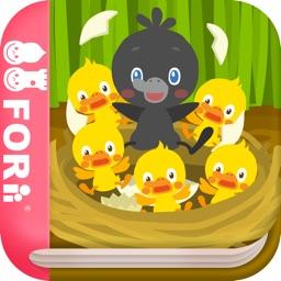 The Ugly Duckling (FREE)   - Jajajajan Kids Book series