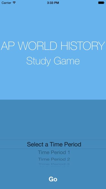 AP World History - Prep Me! Game by Kumar Paramasivam